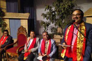 চাঁদপুরে বর্ণচোরার আন্তজেলা নাট্যোৎসব