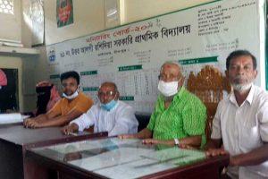 হাইমচরে উত্তর আলগী সপ্রাবির ব্যবস্থাপনা কমিটি গঠন