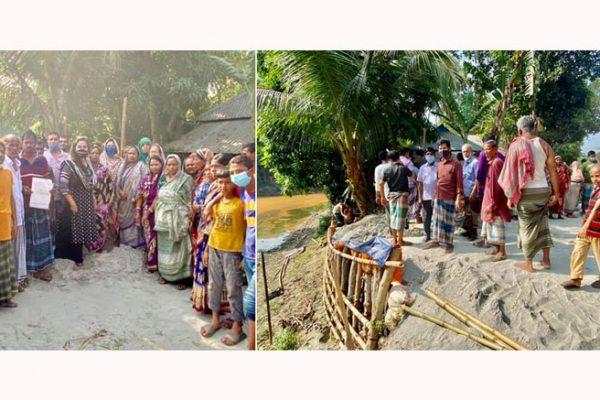 মতলবে কন্ঠ শিল্পী দিনাত জাহান মুন্নির মহতি উদ্যোগ