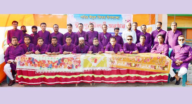 চাঁদপুর জেলা ফটো জার্নালিস্ট এসোসিয়েশনের ঈদ পুনর্মিলনী